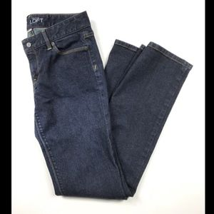 LOFT Original Boot Cut Jeans Size 8
